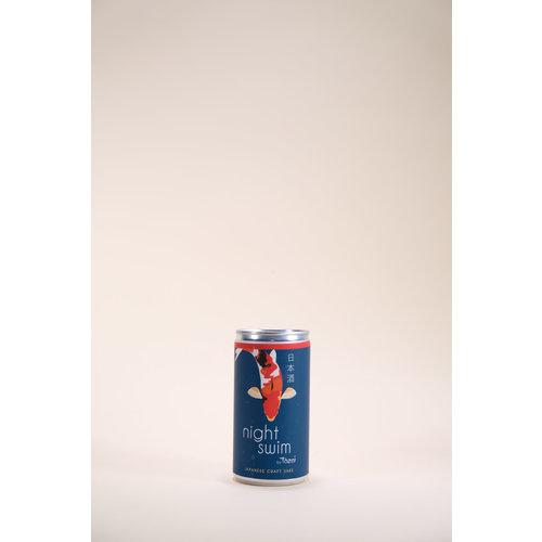 Tozai, Night Swim, Futsu Sake, 187 ml CAN