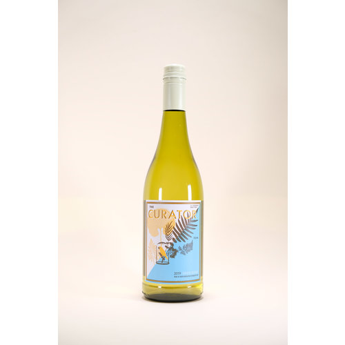 The Curator, White Blend, 2019, 750 ml