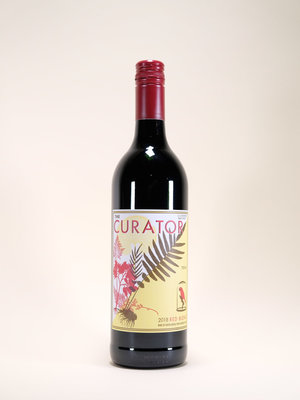 The Curator, Red Blend, 2018, 750 ml