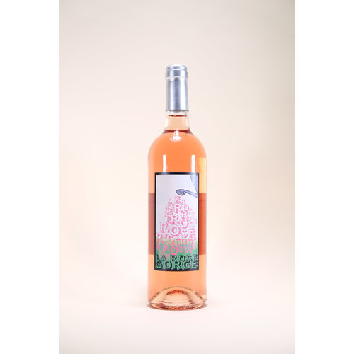 Bernard Vallette, La Rose Gorge, 2018 750ml