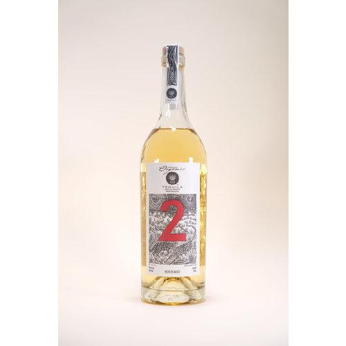 1 2 3 Organic, Reposado Tequila, 750 ml