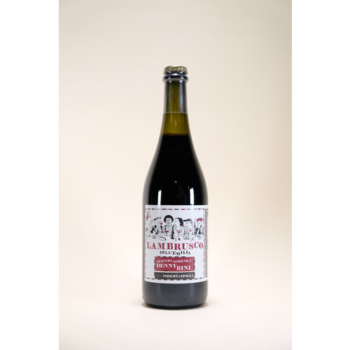 Denny Bini, Lambrusco, NV, 750 ml