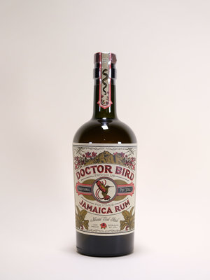 Two James, Doctor Bird Jamaica Rum, 750 ml
