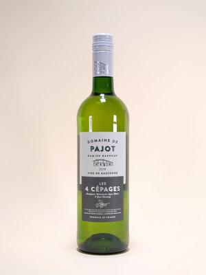 Domaine de Pajot, Les 4 Cepages, Cotes de Gascogne, 2019, 750 ml