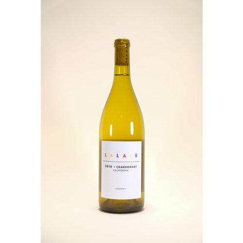 Inconnu, Lalalu Chardonnay, 2018, 750 ml