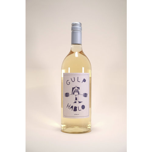Gulp Hablo, White Wine 2018, 1L
