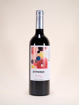 Pinuaga, Castillo Tinto, 2018, 750 ml