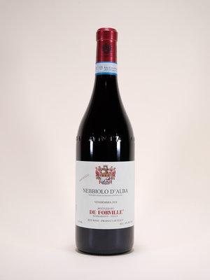 "De Forville, Nebbiolo d' Alba ""San Rocco"", 2018, 750 ml"