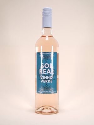 Sol Real, Vinho Verde Rose, 2019, 750 ml