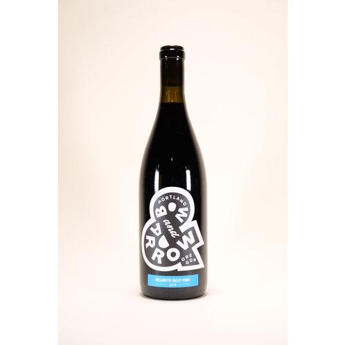 Bow & Arrow, Willamette Valley Pinot Noir, 2019, 750 ml