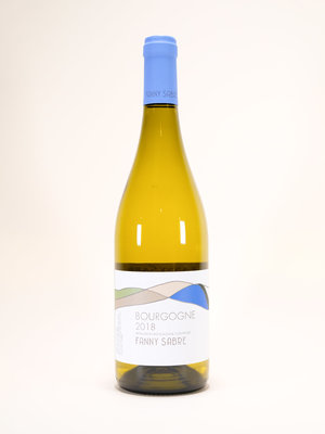 Fanny Sabre, Bourgogne Blanc, 2018, 750 ml