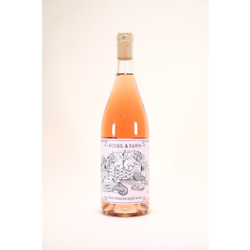Fossil and Fawn, Oregon Rose, 2019, 750 ml