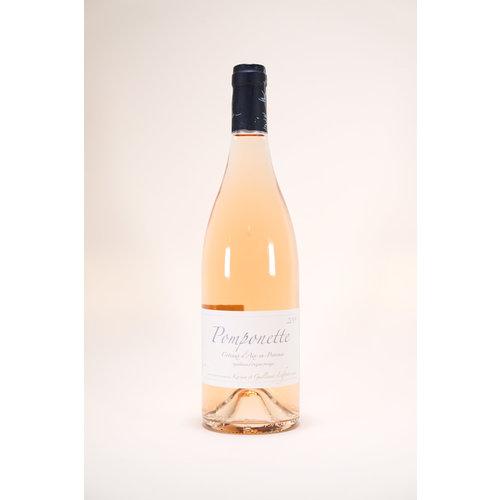 Domaine de Sulauze, Pomponette Rose, 2019, 750 ml