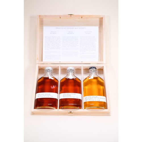 Kings County Distillery Aged Gift Box 200ml
