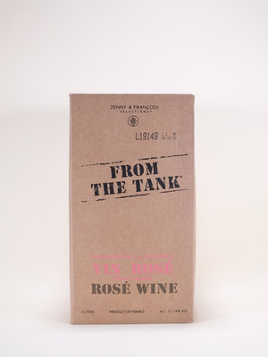 Domaine de la Patience, From the Tank, Rose, NV, 3L BOX
