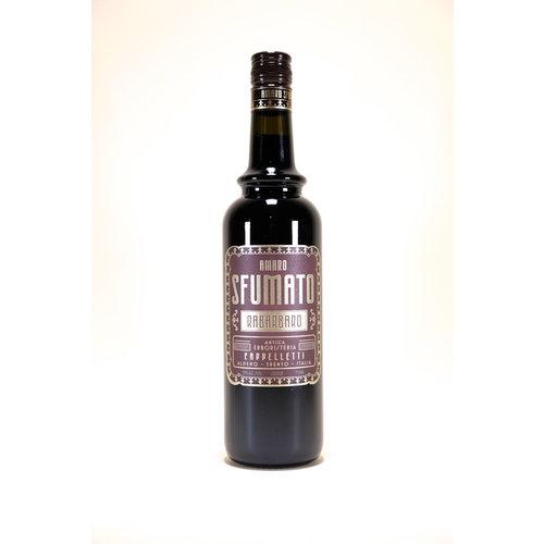 Amaro Sfumato Rabarbaro Liquer, 750 ml