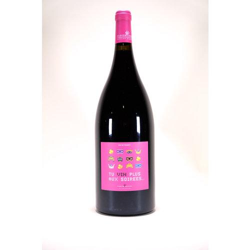 Fabien Jouves Tu Vin Plus Aux Soirees, 2019, 1.5L