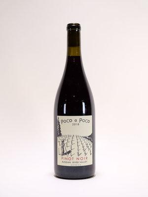 Poco a Poco, Pinot Noir, Russian River Valley, 2018, 750 ml