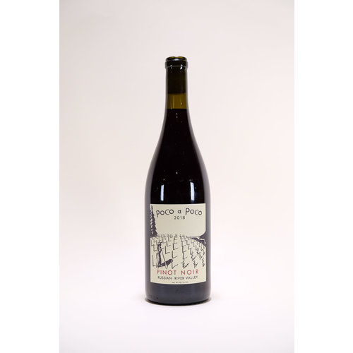 Poco a Poco, Pinot Noir, Russian River Valley, 2019, 750 ml