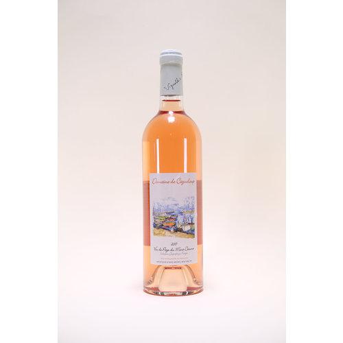 Domaine du Cagueloup, Mont Caume Rose, 2018, 750 ml