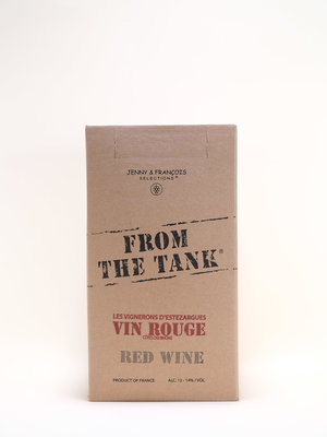 Estezargues, From the Tank Red, NV, 3L