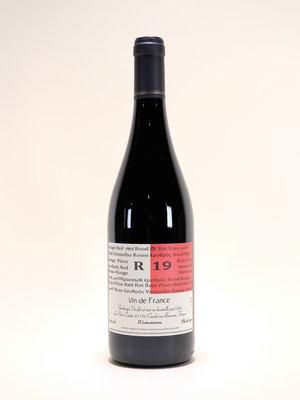 Olivier Lemasson, Les Vins Contes, R19, 2019, 750ml