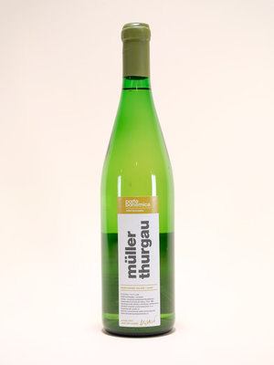 Porta Bohemica, Muller Thurgau, 2017, 750 ml
