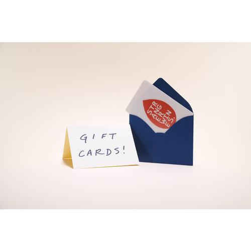 Stranger Gift Card $25