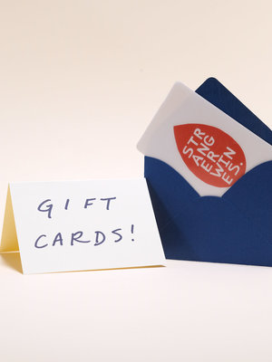 Stranger Gift Card $200