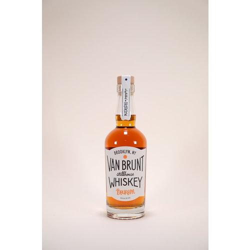 Van Brunt Stillhouse Whiskey, Bourbon 375 ml