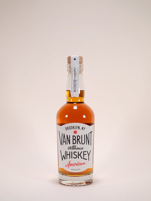 Van Brunt Stillhouse Whiskey, American, 375 ml