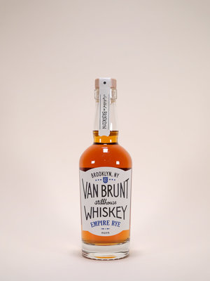 Van Brunt Stillhouse Whiskey, Empire Rye 375 ml