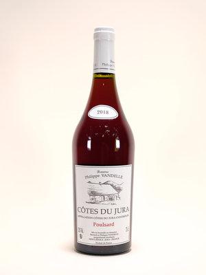 Vandelle, Cotes du Jura, Poulsard, 2020, 750 ml