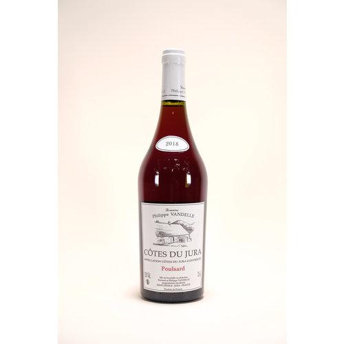 Vandelle, Cotes de Jura, Poulsard, 2018, 750 ml