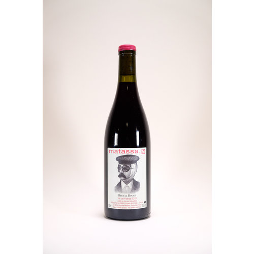 Matassa, Rouge Brutal, 2019, 750ml