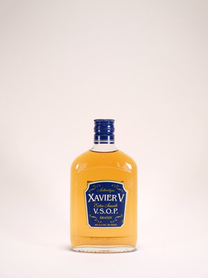 Xavier, VSOP Brandy, 375ml