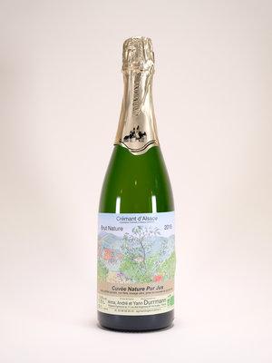 Durrmann, Cremant d'Alsace, Brut Nature 2018, 750 ml