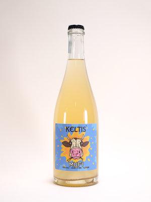 Keltis, Mufi Bizeljsko, Sparkling, 2019, 750 ml