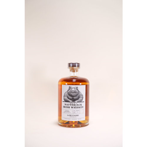 Gortinore Distillers & Co. Natterjack Irish Whiskey, 750ml