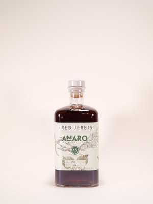 Fred Jerbis, Amaro 16, 750ml