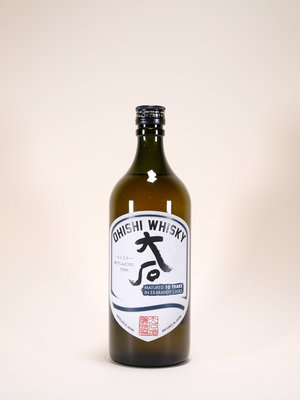 Ohishi, Brandy Cask 10 Year Whisky, 750ml
