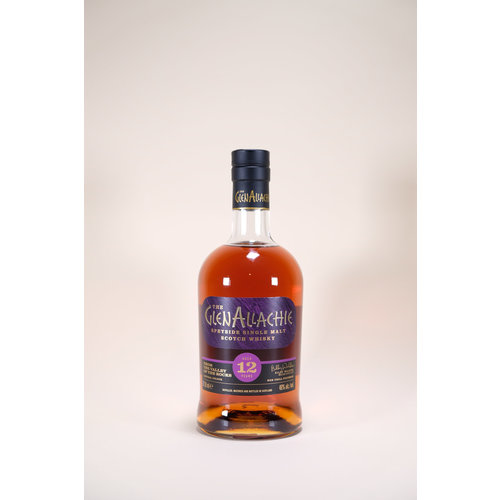 GlenAllachie, Single Malt Whisky, 12 Year, 750ml