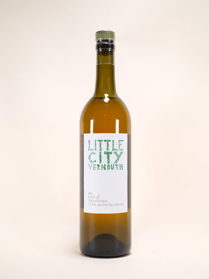 Little City Vermouth, Dry Vermouth, 750ml