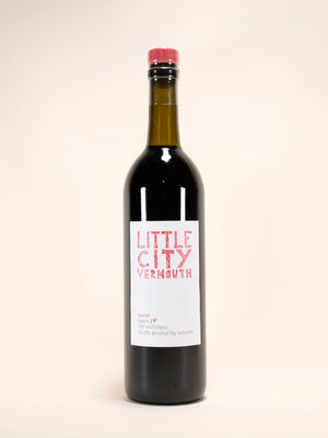 Little City Vermouth, Sweet Vermouth, 750ml
