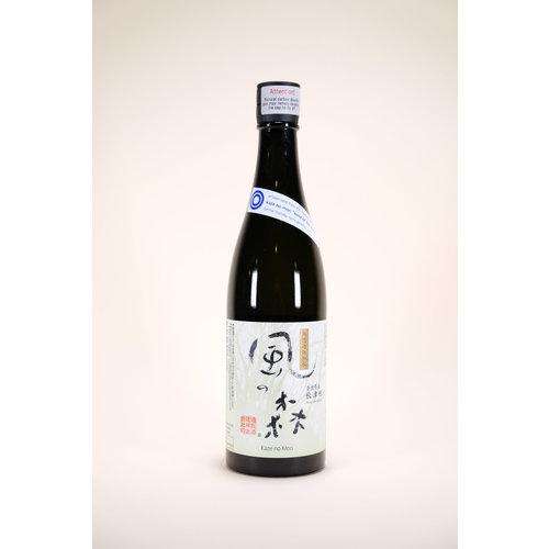 Kaze No Mori, Wind of The Woods, Junmai Muroka Genshu Sake, 720ml