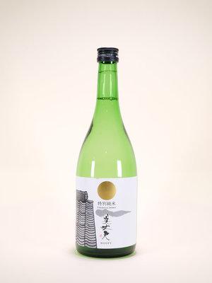 Hamakawa Shoten, Bijofu, The Gentleman, Tokubetsu Junmai Sakes, 720ml