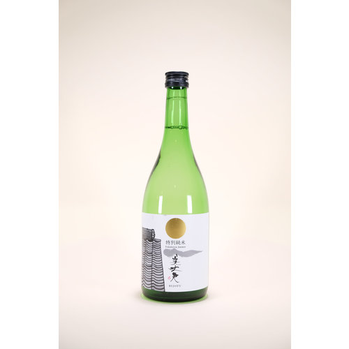Hamakawa Shoten, Bijofu, The Gentleman, Tokubetsu Junmai Sakes, 720ml