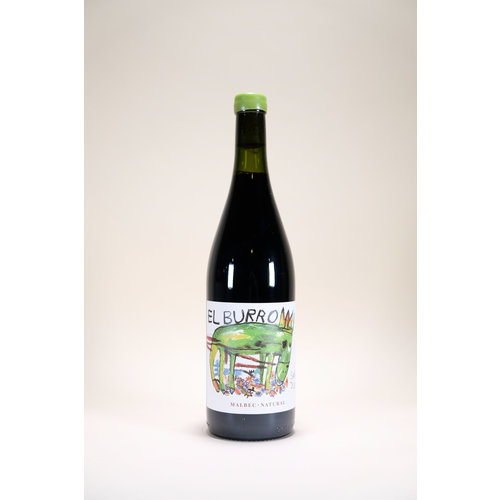 Santa Julia, Malbec, El Burro Natural, 2019, 750 ml