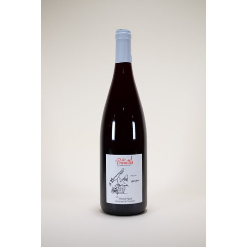 les Vins Pirouettes, Binner, Le Pinot Noir d'Hubert & Christian, 2018, 1L