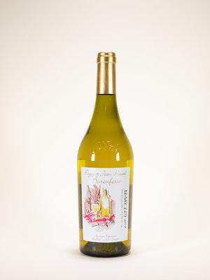Domaine Buronfosse, Cotes du Jura, Marcus, Chardonnay, 2019, 750 ml